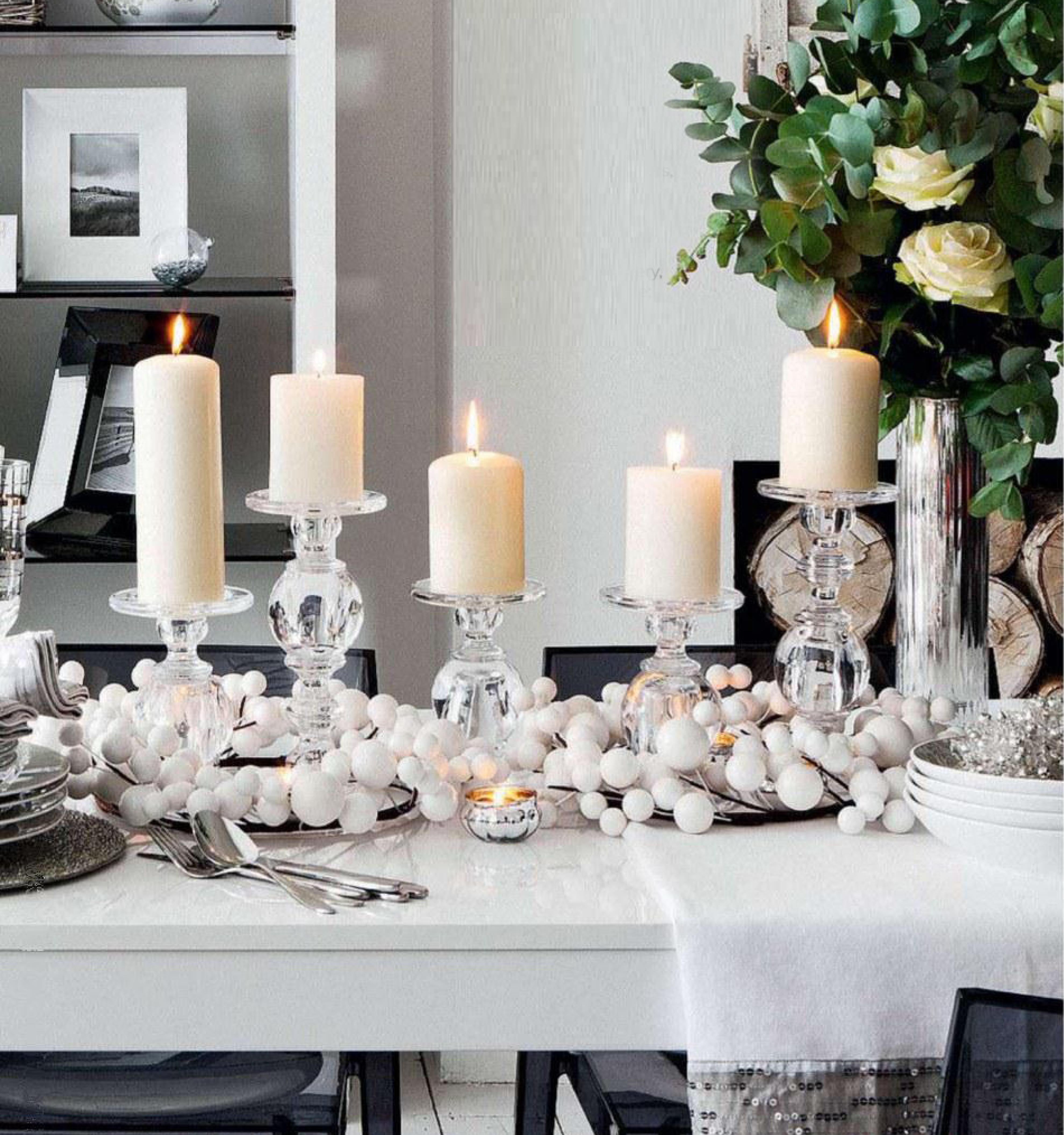 Table Setting Ideas Mesmerizing Of Christmas Table Setting Ideas Photo