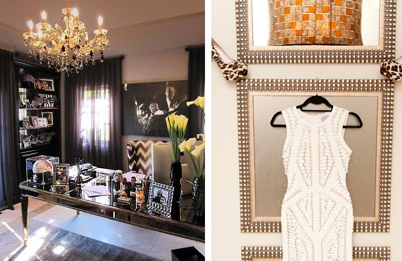 19 Leopard Print Bedroom Decor Faux Fur Throw Ivory