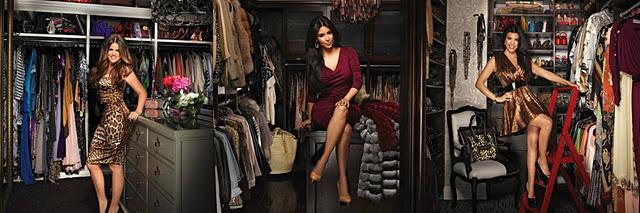 Famous Sister S Kardashian S Closet Arhitektura