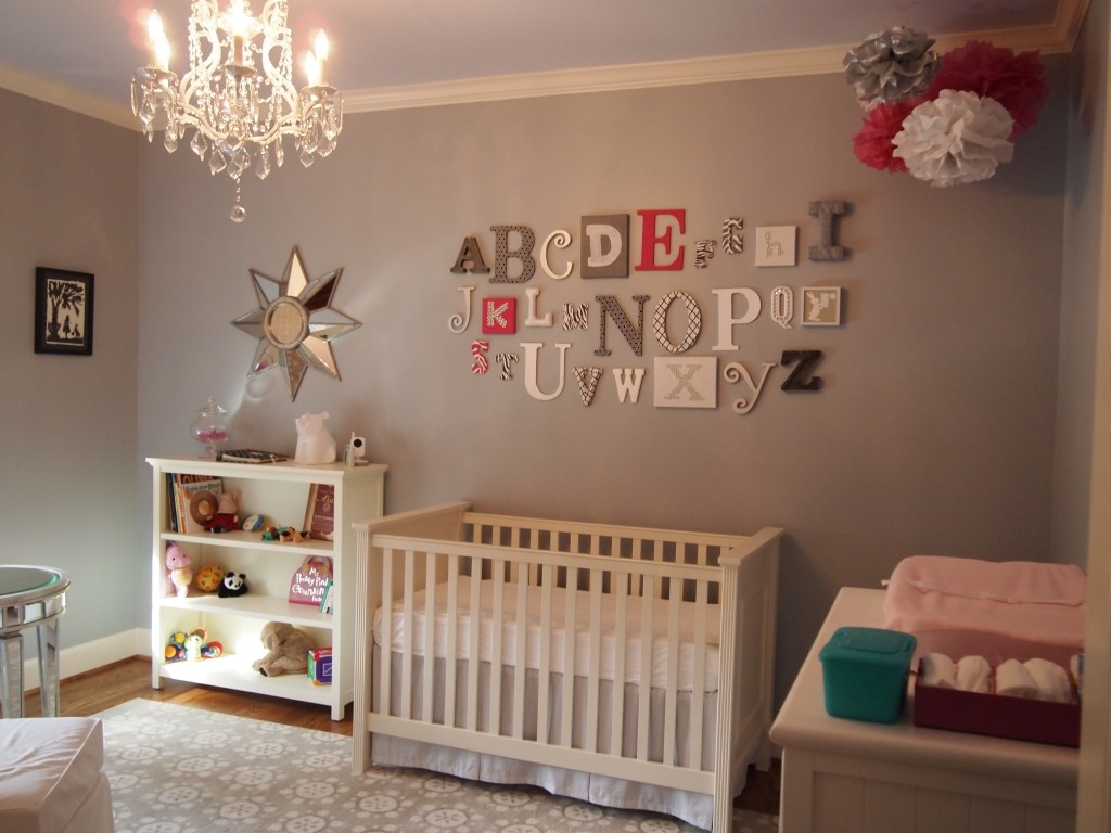 Inspirational interiors nursery arhitektura for Modern nursery decor