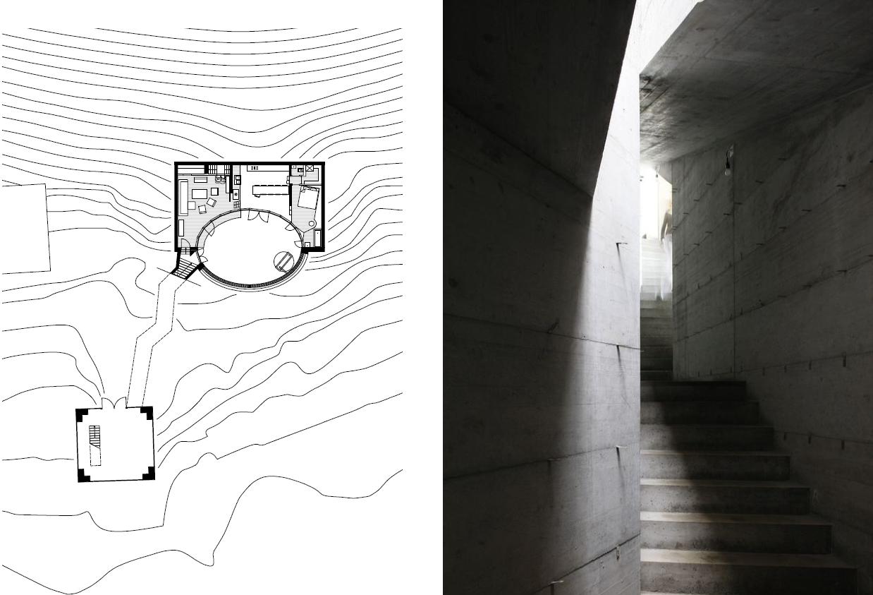 villa vals switzerland arhitektura. Black Bedroom Furniture Sets. Home Design Ideas