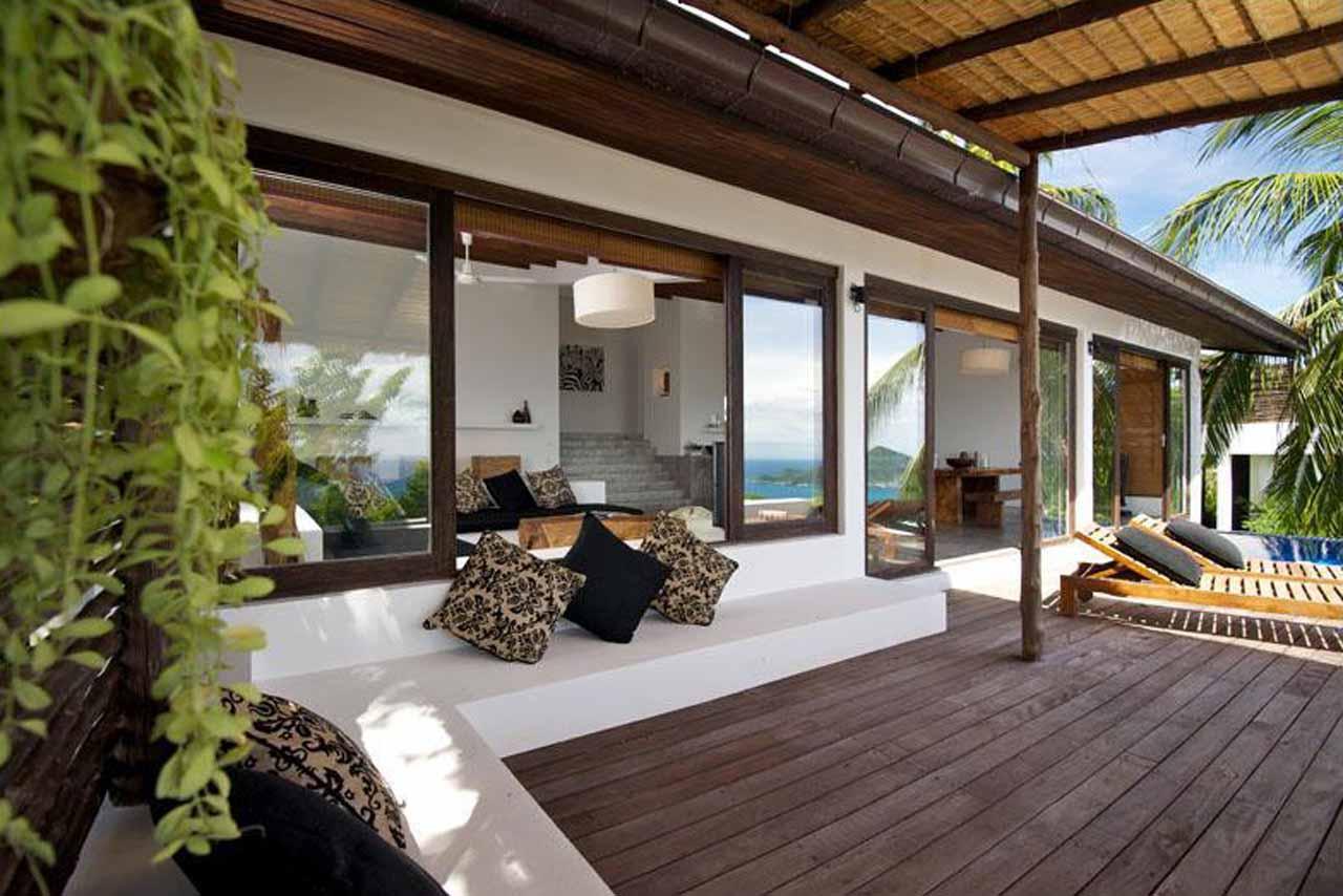 Travel thursday casas del sol villas thailand for Villas pequenas