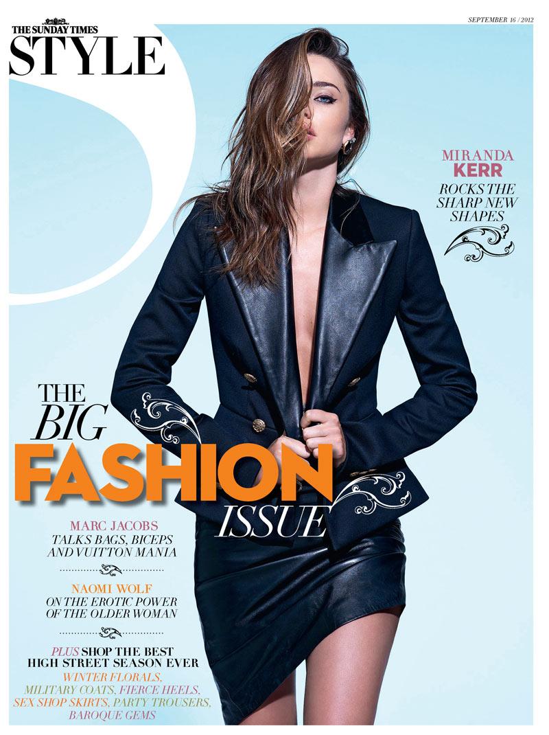 Fashion Miranda Kerr Sunday Times Style Magazine Arhitektura