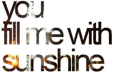 You are my sunshine_summer_arhitektura+