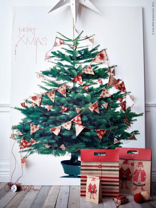 Fantastic Alternative Christmas Tree Ideas Arhitektura