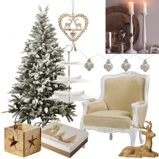 moodboard-creative-white and gold christmas