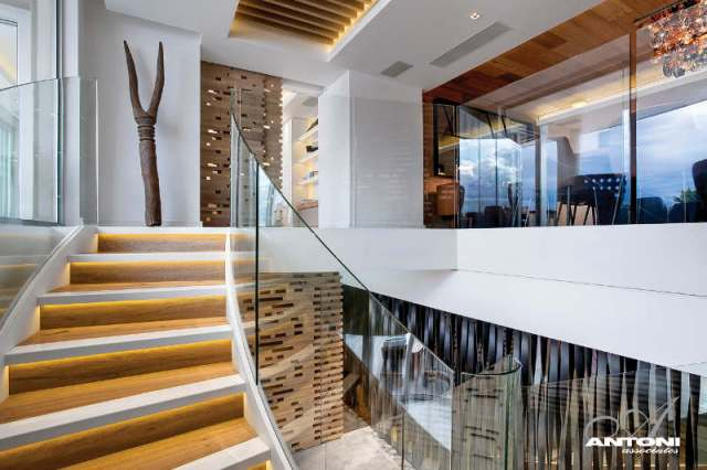 #Residential Architecture #Stairs # Interiors #SOATA