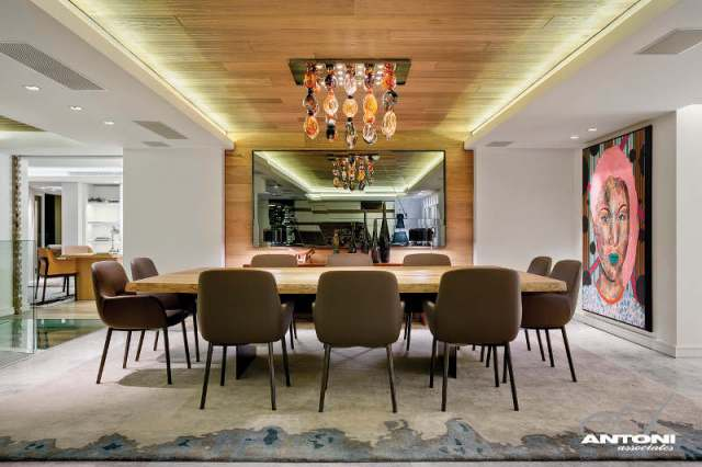#Residential Architecture #Dining # INteriors #SOATA