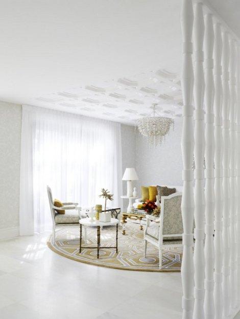 greg natale interiros #Sydney house #Ceiling #Pattern (3)