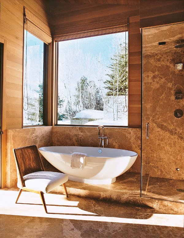 holiday home in Aspen by francois halard for vogue (2)