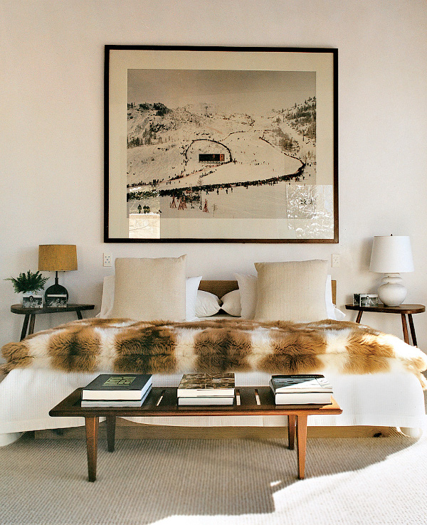 holiday home in Aspen by francois halard for vogue (3)