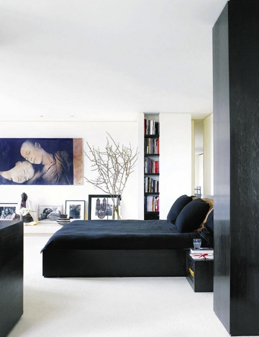 A peek inside donna karan s upper west side home for Donna karen new york