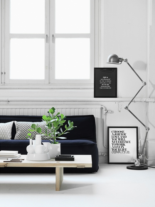 Arhitektura Scandi decor inspiration