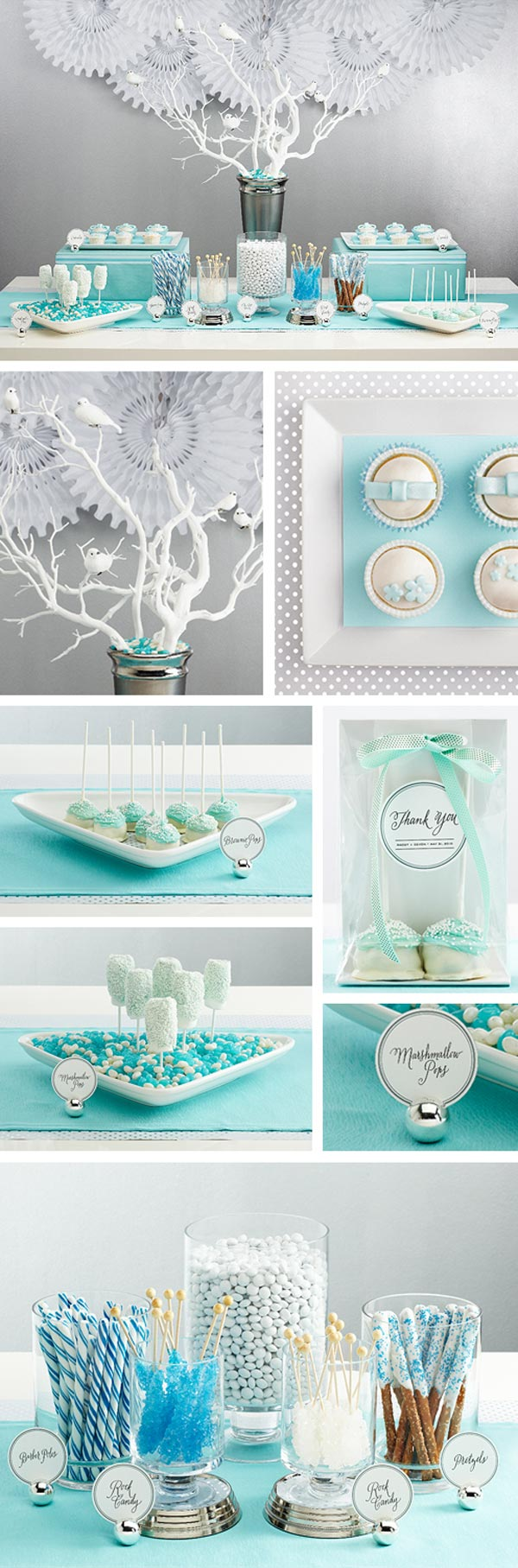 Baby shower decor ideas arhitektura for Baby shower decoration ideas