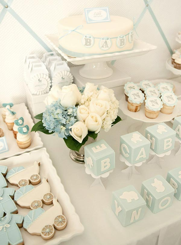 baby shower decor ideas boy girl 7