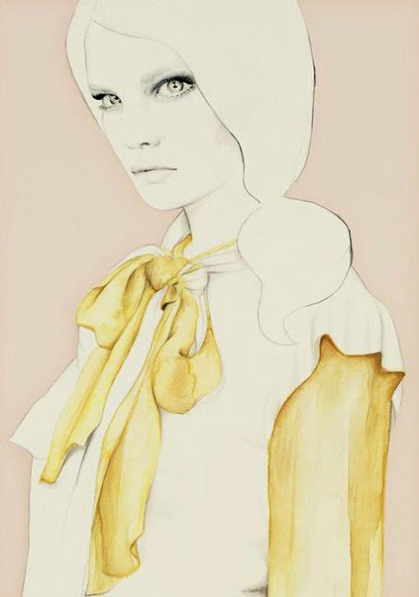 Fashion Illustration Elisa Mazzone (1)