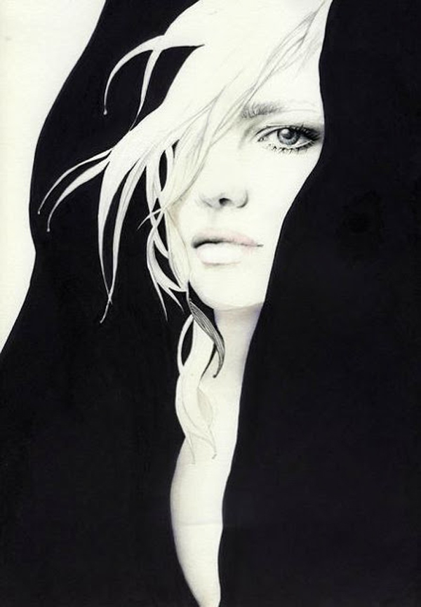 Fashion Illustration Elisa Mazzone (2)