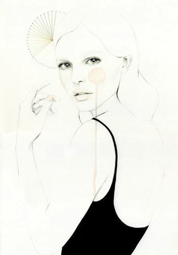 Fashion Illustration Elisa Mazzone (3)