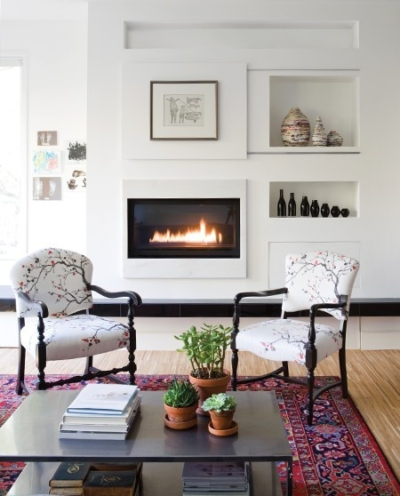 fireplaces# interiors# decor# cozy# winter# arhitektura+# (1)