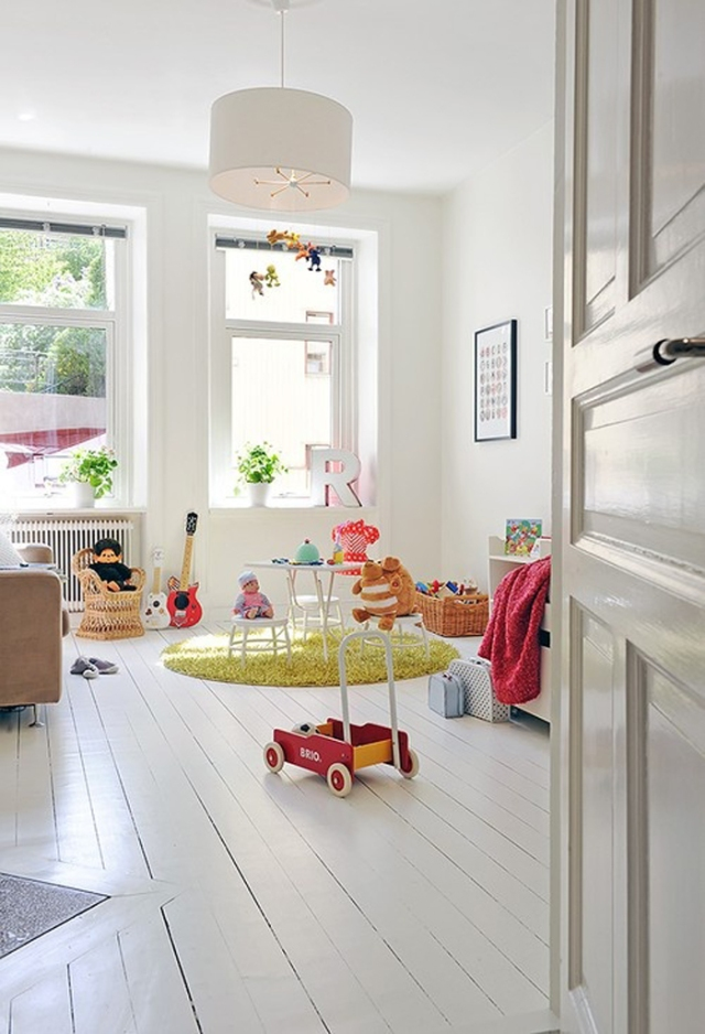 #kids bedroom #interiors #decor #colour #arhitektura+ (1)
