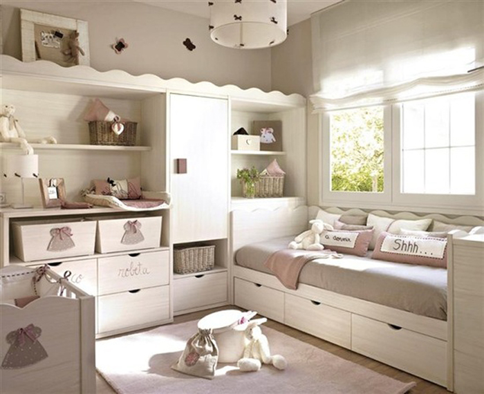 Things we love kids rooms arhitektura for Mueble cama doble