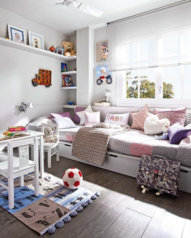 #kids bedroom #interiors #decor #colour #arhitektura+ (3)