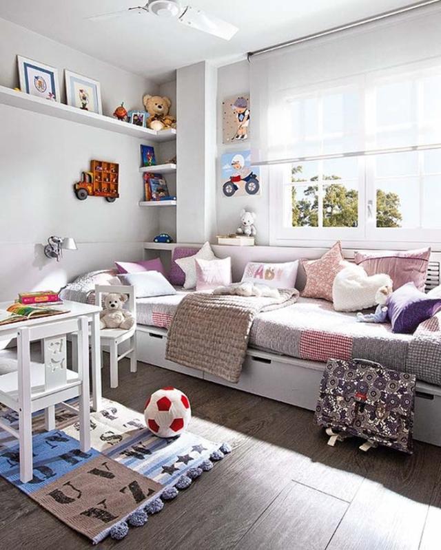 #kids bedroom #interiors #decor #colour #arhitektura+ (3)