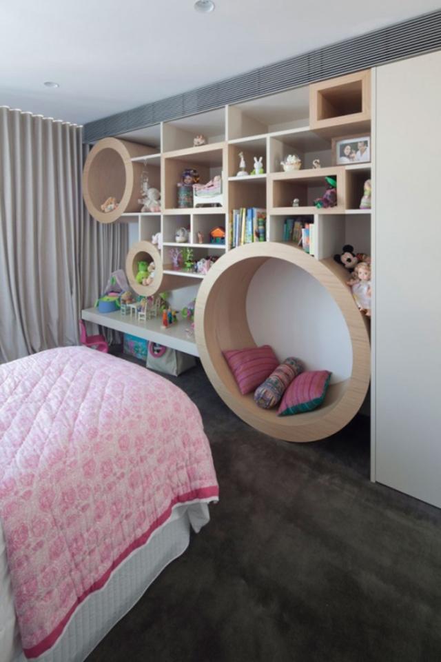 #kids bedroom #interiors #decor #colour #arhitektura+ (4)