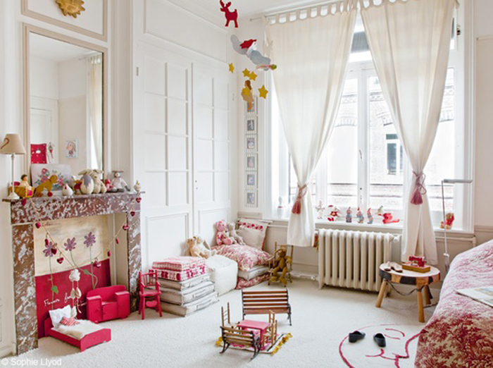 Things we love kids rooms arhitektura for Decoration de maison