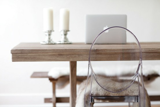 Lucite Interiors# Design# #lifestyle #clear glass #plastic #arhitektura+ (2)