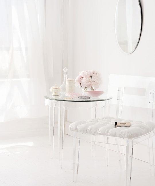 Lucite Interiors# Design# #lifestyle #clear glass #plastic #arhitektura+ (4)