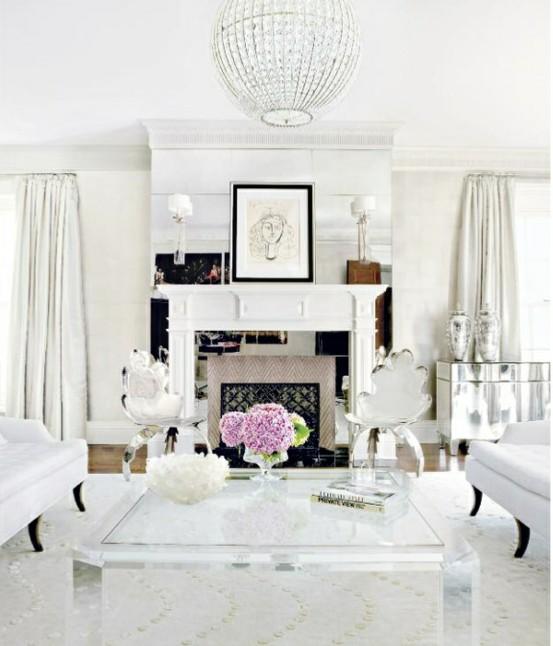 Lucite# Interiors# Design# #lifestyle #clear glass #plastic #arhitektura+