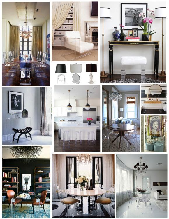 Lucite Interiors# Fashion #architecture Design# #lifestyle #clear glass #plastic #arhitektura+ (2)