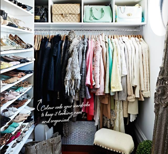 Megan Hess Fashion Illustrator closet - wardrobe_Arhitektura+ (2)