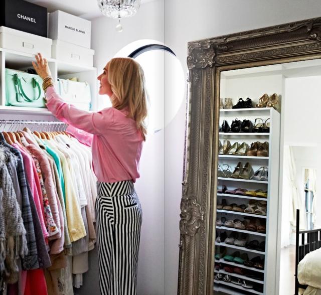 Megan Hess Fashion Illustrator closet - wardrobe_Arhitektura+ (3)