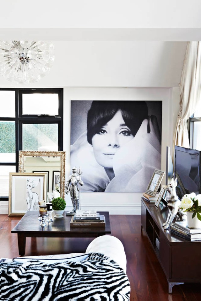 Megan Hess home #interiors #decor #art #arhitektura+ (1)