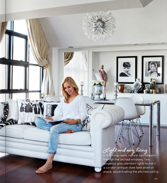 Interiors: Megan Hess Home