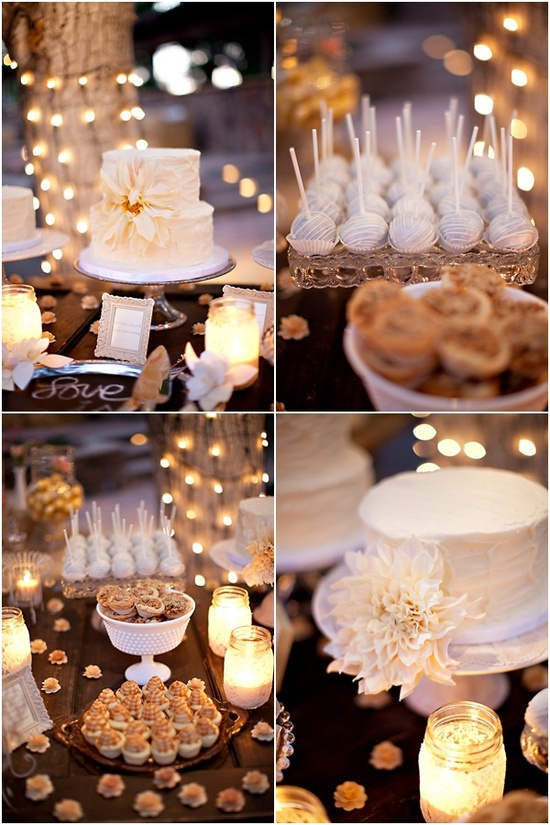 party table decor wedding  (4)