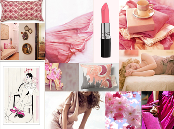 Shades of pink #interiors #decor #fashion #arhitektura+ (3)