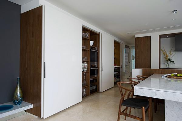 Small Apartment in Sydney #interiors #apartment #decor #arhitektura+ (6)