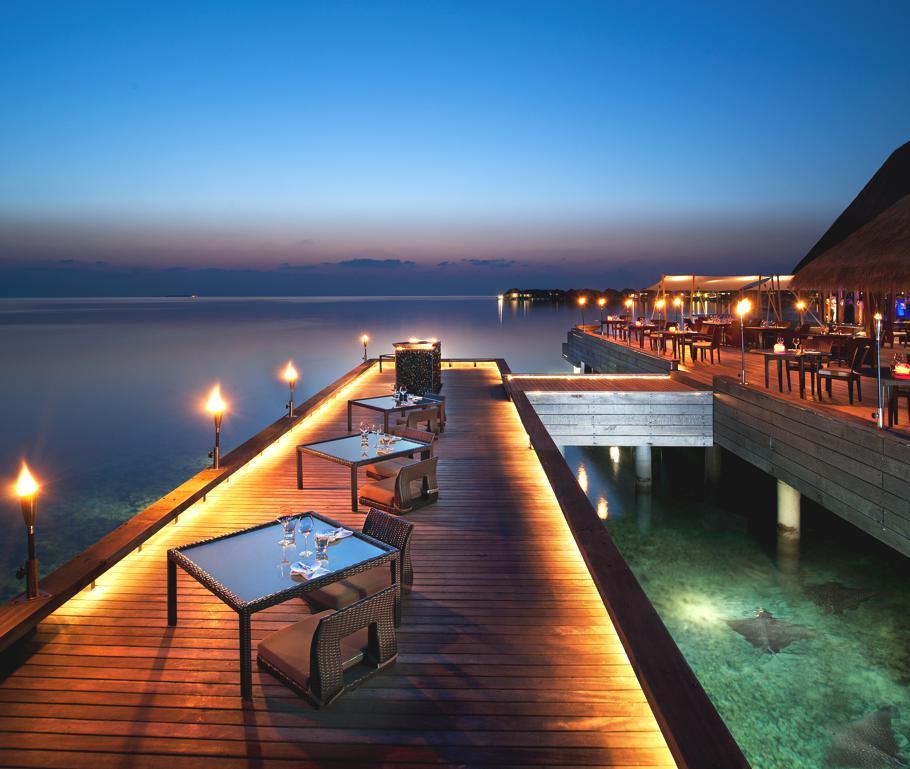 Luxury Resorts: Travel: Dream Escape W Hotel, Maldives