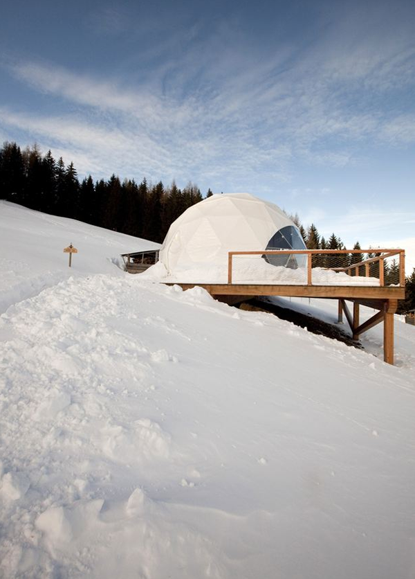 Architecture mountain design hotels part i arhitektura for Designhotel ski