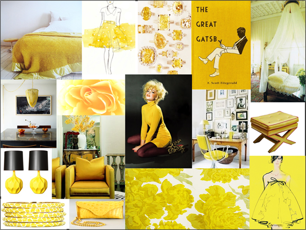 Yellow Interiors #fashion #decor #accessories _Arhitektura+