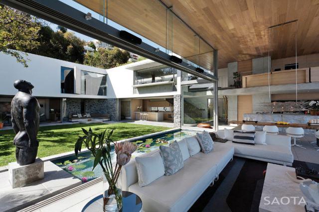 DeWet34_Saota Architects #interiors #views #residential #architecture #arhitektura+ (4)