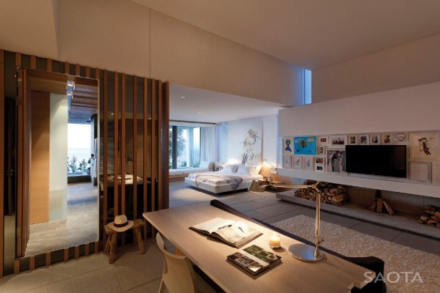 DeWet34_Saota Architects #interiors #views #residential #architecture #arhitektura+ (7)