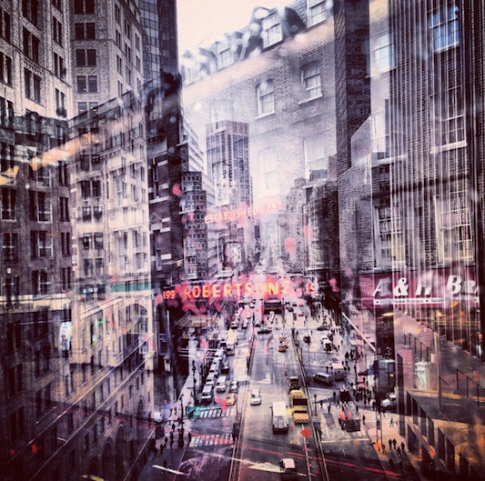 New-York-London-A-Collection-of-Double-Exposures-by-Daniella_Arhitektura+ #art #photography (1)