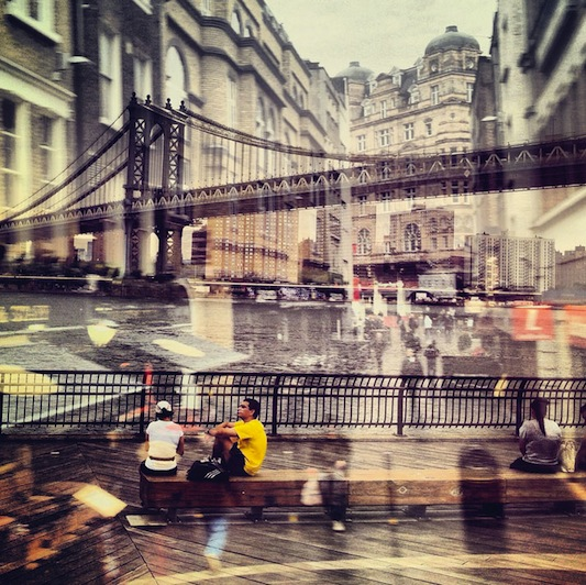 New-York-London-A-Collection-of-Double-Exposures-by-Daniella_Arhitektura+ #art #photography (2)