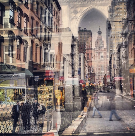 New-York-London-A-Collection-of-Double-Exposures-by-Daniella_Arhitektura+ #art #photography (3)