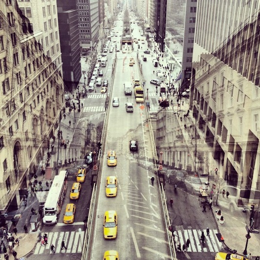 New-York-London-A-Collection-of-Double-Exposures-by-Daniella_Arhitektura+ #art #photography (5)