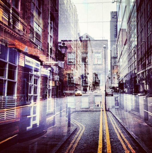 New-York-London-A-Collection-of-Double-Exposures-by-Daniella_Arhitektura+ #art #photography (6)